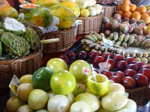 Maracuyá cítricos y de tomate