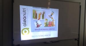 TALLER TEÓRICO - PRACTICO BATIDO DE FRUTAS