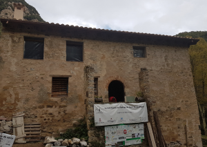 Refugio Sant Aniol de Aguja