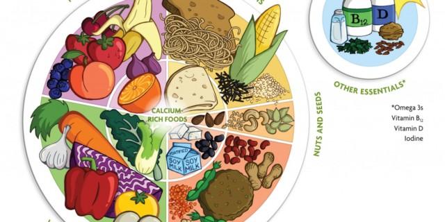 CONSIGUE UN MENÚ VEGETARIANO O VEGANO, COMPLETO Y NUTRICIONALMENTE EQUILIBRADO